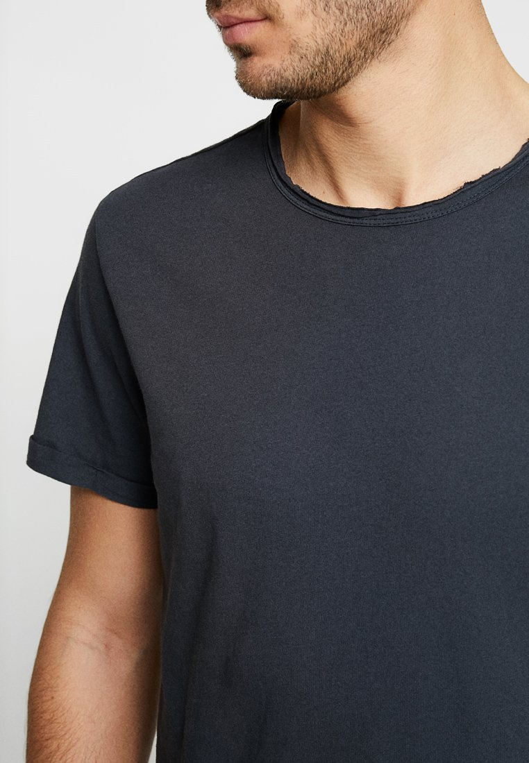 Cars Jeans HECTOR - Basic T-shirt - anthra T1ndP