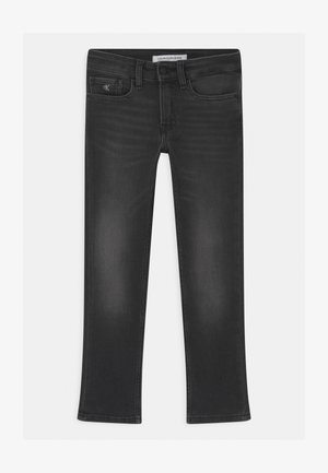 SLIM ESSENTIAL - Slim fit jeans - grey