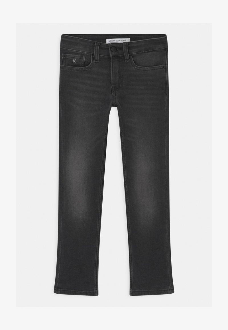 Calvin Klein Jeans - SLIM ESSENTIAL - Slim fit jeans - grey