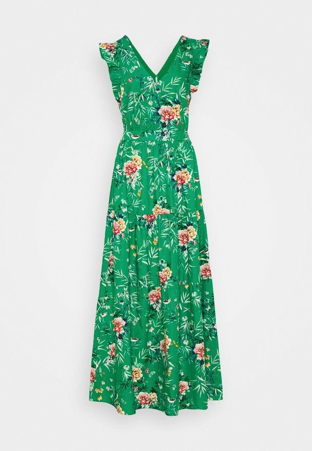 EGARDEN - Vestito lungo - garden vert