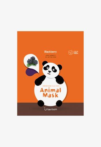 ANIMAL MASK PANDA 3 PACK - Face mask - neutral