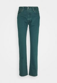 Levi's® - 501® BIRTHDAY '93 STRAIGHT - Jeansy Straight Leg - blue eyes mallard green