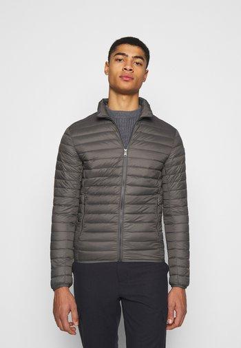 MENS JACKETS - Down jacket - grey