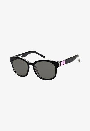 CAPARICA - Sunglasses - shiny black/grey