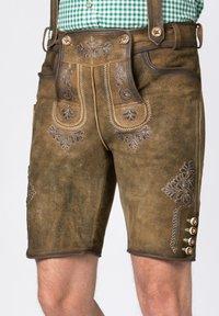 Stockerpoint - BEPPO - Shorts - brown - 4