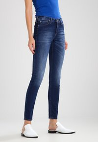 Lee - SCARLETT  - Jeansy Skinny Fit - night sky - 0