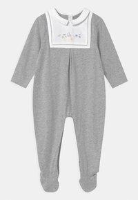 Tartine et Chocolat - DORSBIEN UNISEX - Sleep suit - gris clair - 0