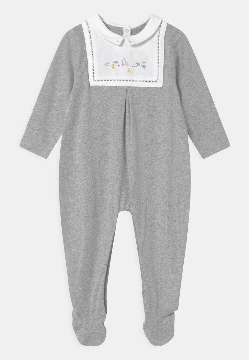 Tartine et Chocolat - DORSBIEN UNISEX - Sleep suit - gris clair