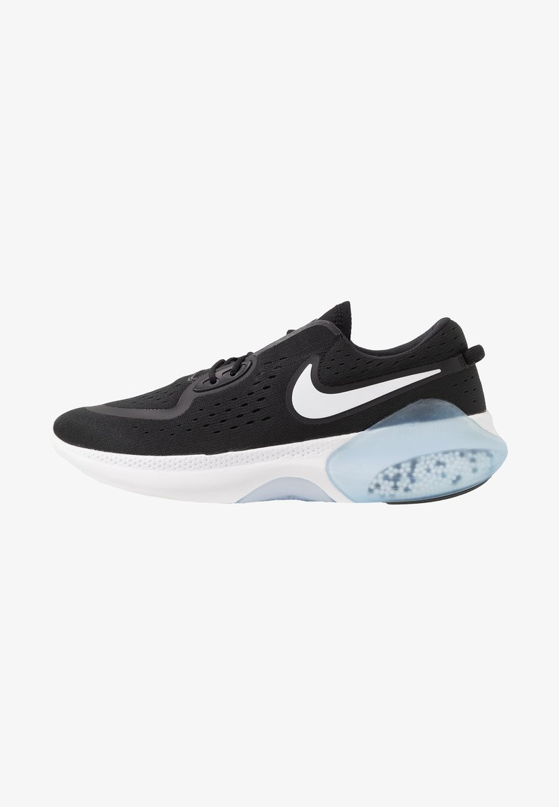 Nike Performance - JOYRIDE DUAL  - Neutral running shoes - black/white
