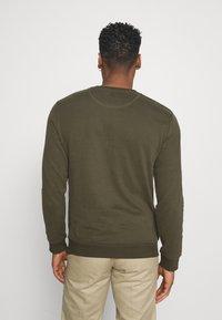 edc by Esprit - Sweatshirt - dark green - 2