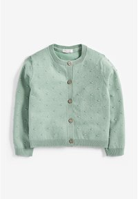 Next - BOBBLE  - Chaqueta de punto - green - 0