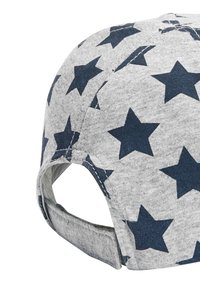 Next - NAVY/GREY 2 PACK STAR CAPS (YOUNGER) - Cap - blue - 3