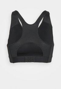 adidas Performance - ULTIMATE ALPHA - Brassières de sport à maintien supérieur - black/white - 7