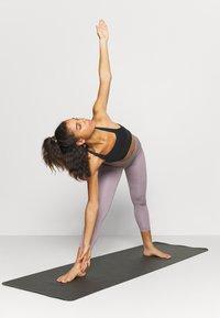 Nike Performance - THE YOGA 7/8  - Tights - purple smoke/heather/violet dust - 1