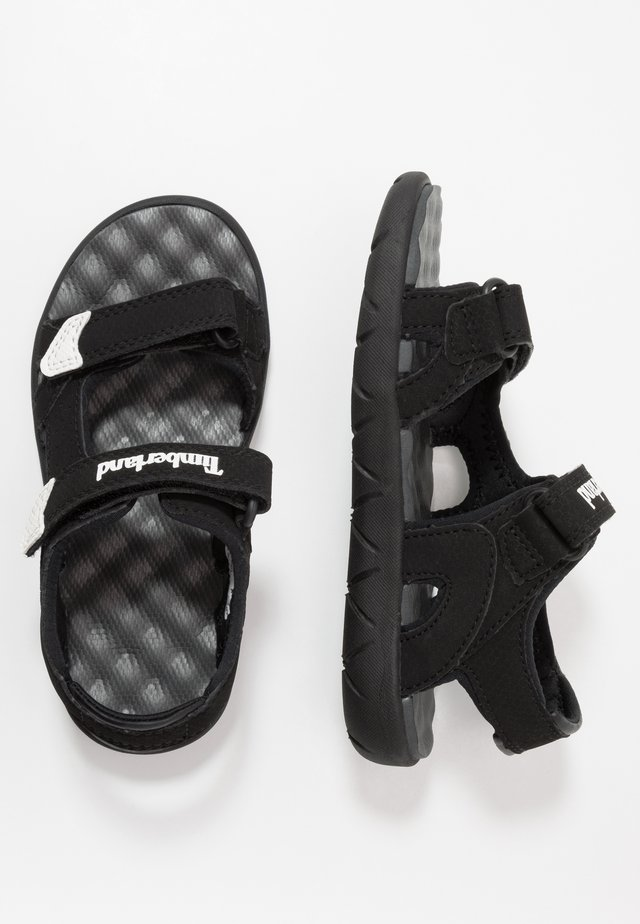 PERKINS ROW 2-STRAP - Sandalen - black
