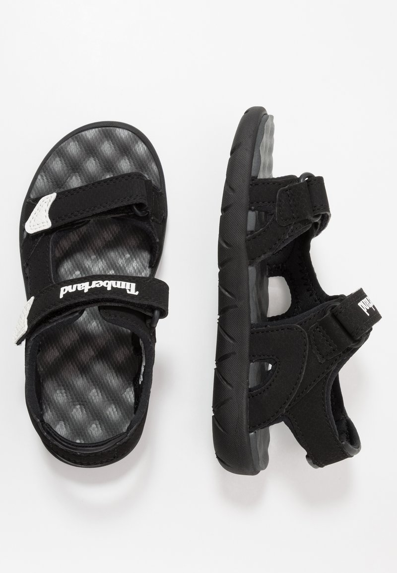 Timberland - PERKINS ROW 2-STRAP - Sandals - black