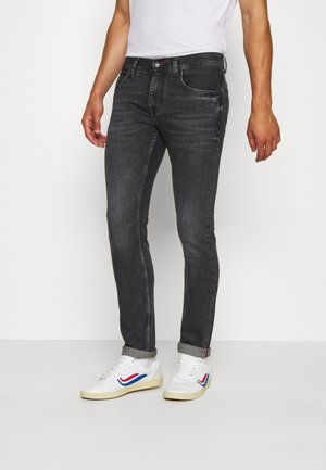 EXTRA SLIM LAYTON AGAR  - Jeans slim fit - black denim