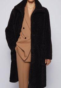 BOSS - Classic coat - black - 5