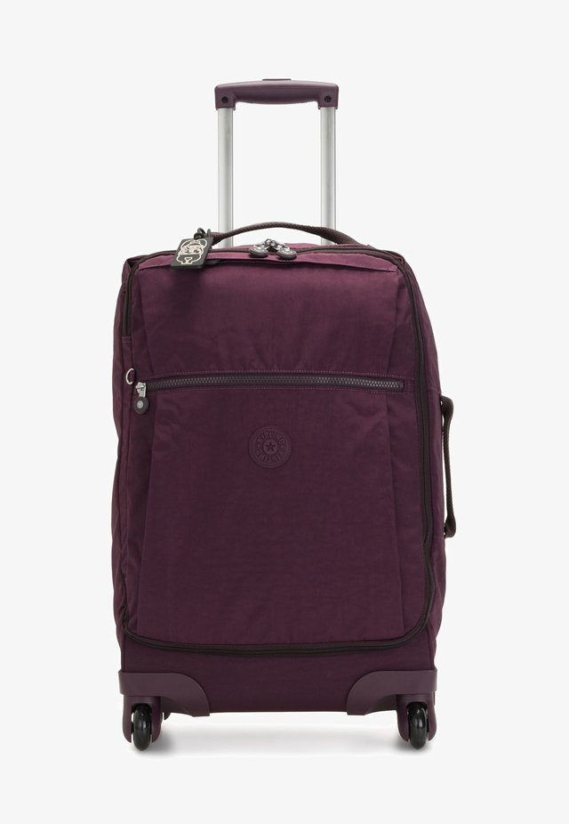 BASIC DARCY CABIN SPINNER - Wheeled suitcase - dark plum