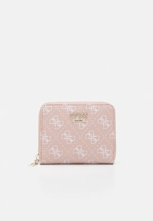 TYREN SMALL ZIP AROUND - Wallet - blush