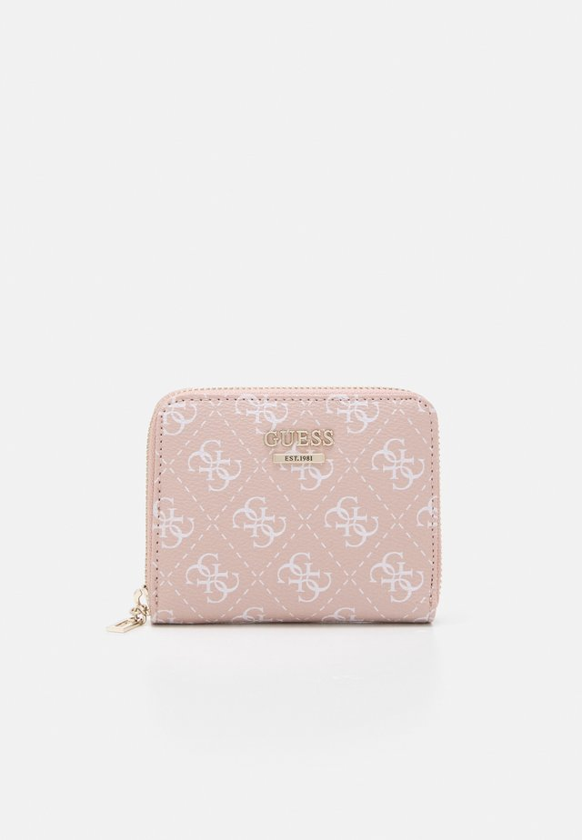 TYREN SMALL ZIP AROUND - Portefeuille - blush