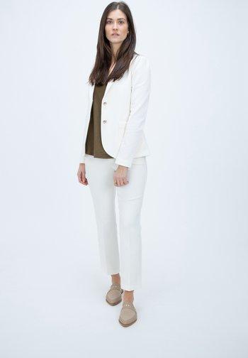 BELLA  - Trousers - beige