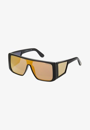 Sunglasses - yellow/black