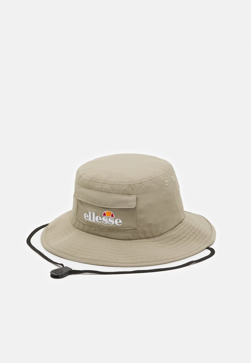 Ellesse - SOLLI BUCKET HAT UNISEX - Hat - khaki