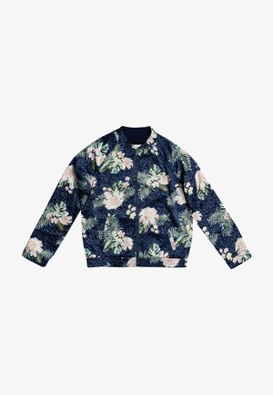 LIKE I DO - Zip-up hoodie - mood indigo animalia
