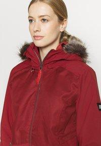 O'Neill - HALITE JACKET - Snowboard jacket - rio red - 5