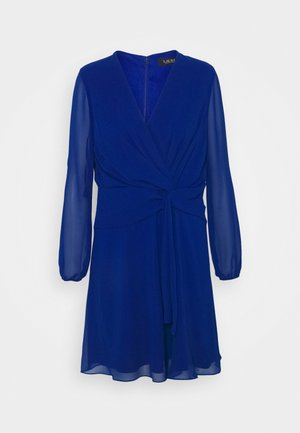 ROSSLYN LONG SLEEVE DAY DRESS - Cocktail dress / Party dress - sapphire star