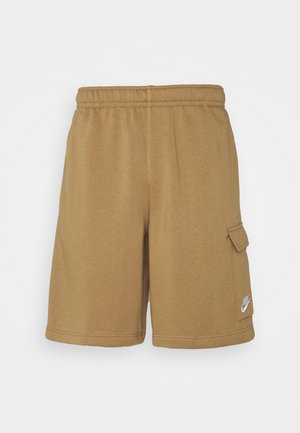 CLUB CARGO - Tracksuit bottoms - driftwood
