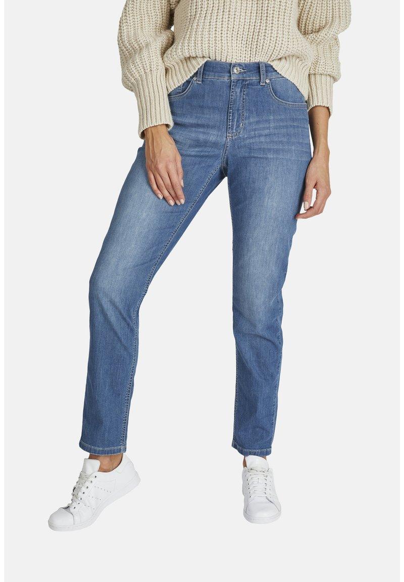 Angels - Straight leg jeans - hellblau