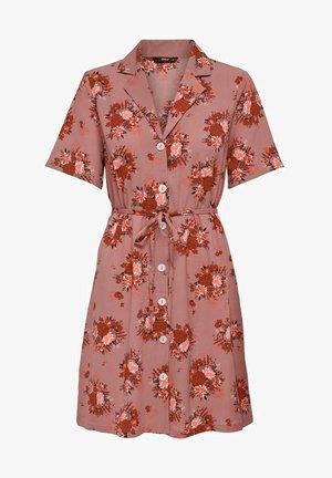 Day dress - burlwood
