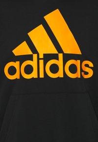 adidas Performance - SET - Tuta - black/semi solar gold - 6
