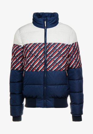 TRACK SPORTS PUFFER - Light jacket - navy