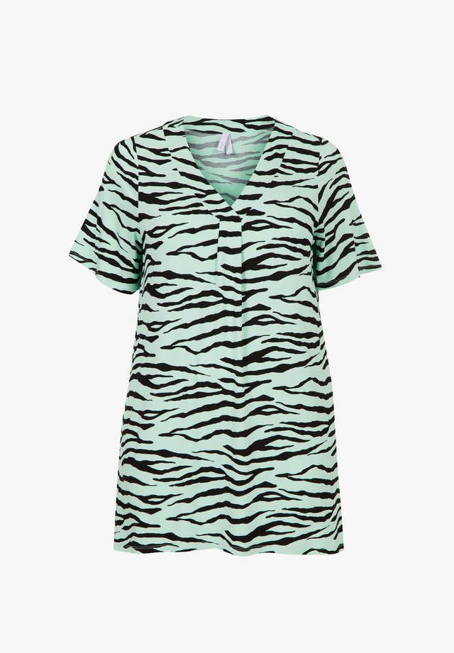 ELLIE - T-shirt print - m.ice mint