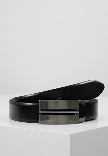REGULAR - Belt - schwarz
