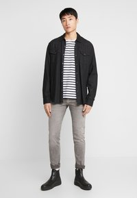 Pepe Jeans - JAMES - Jeansy Slim Fit - grey - 1