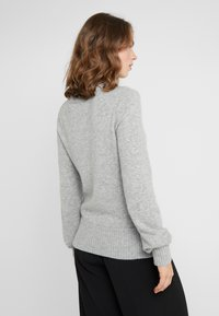 J.CREW - SUPERSOFT CREW OUT EXCLUSIVE - Jumper - heather grey - 2