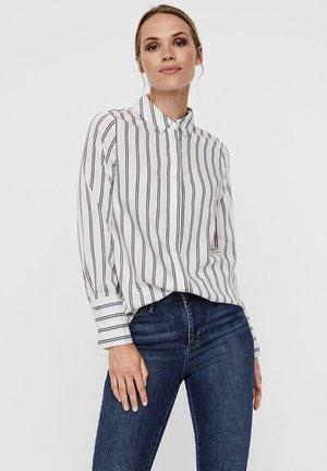 Button-down blouse - snow white 2