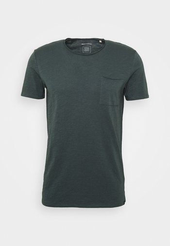 T-shirt - bas - mangrove