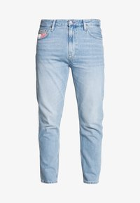 Tommy Jeans - DAD JEAN - Jeans straight leg - light-blue denim - 5