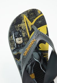 Havaianas - KIDS MAX HEROIS - Pool shoes - new graphite - 2