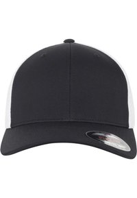 Flexfit - Cap - black/white - 2