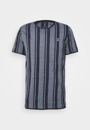 SIMON TEE - T-shirt con stampa - navy blazer