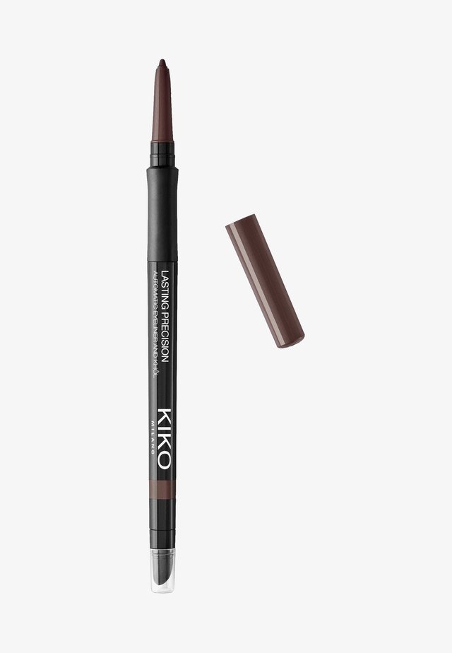AUTOMATIC EYELINER & KHOL - Eyeliner - 13 dark chocolate