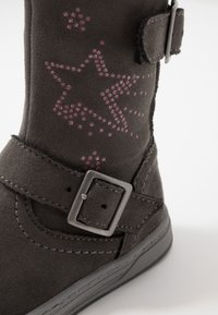 Friboo - Kotníkové boty - dark gray - 2