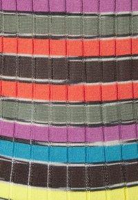 M Missoni - ABITO LUNGOSENZA MANICHE - Gebreide jurk - multi-coloured - 9
