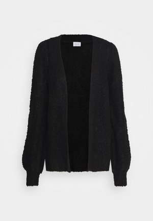 VIBOSSA PUFF - Cardigan - black